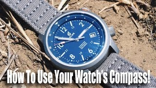 How To Use Your Watch