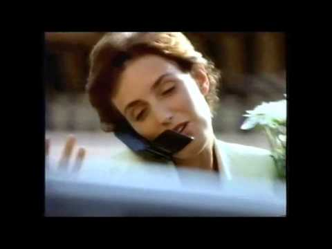 """Publicité SFR """"Le monde sans fil est à vous"""" 1994"""