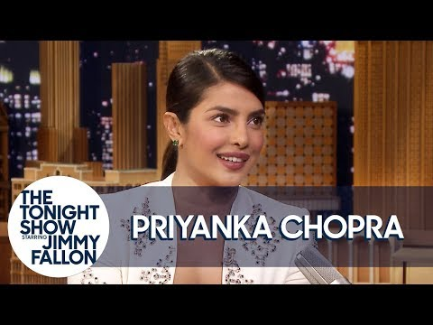 Priyanka Chopra Jonas on Taking Nick Jonas' Name and Married