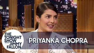 Priyanka Chopra Jonas on Taking Nick Jonas' Name and Married Life as