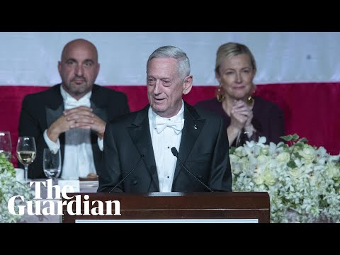 'He earned his spurs from a doctor': Gen James Mattis mocks Trump