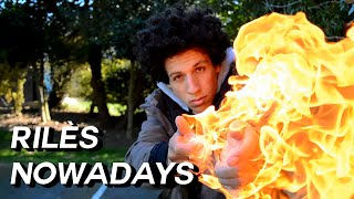 Rilès - NOWADAYS (Music video) thumbnail