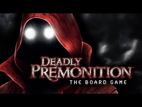 Deadly Premonition: The Board Game Review - Putting The F K