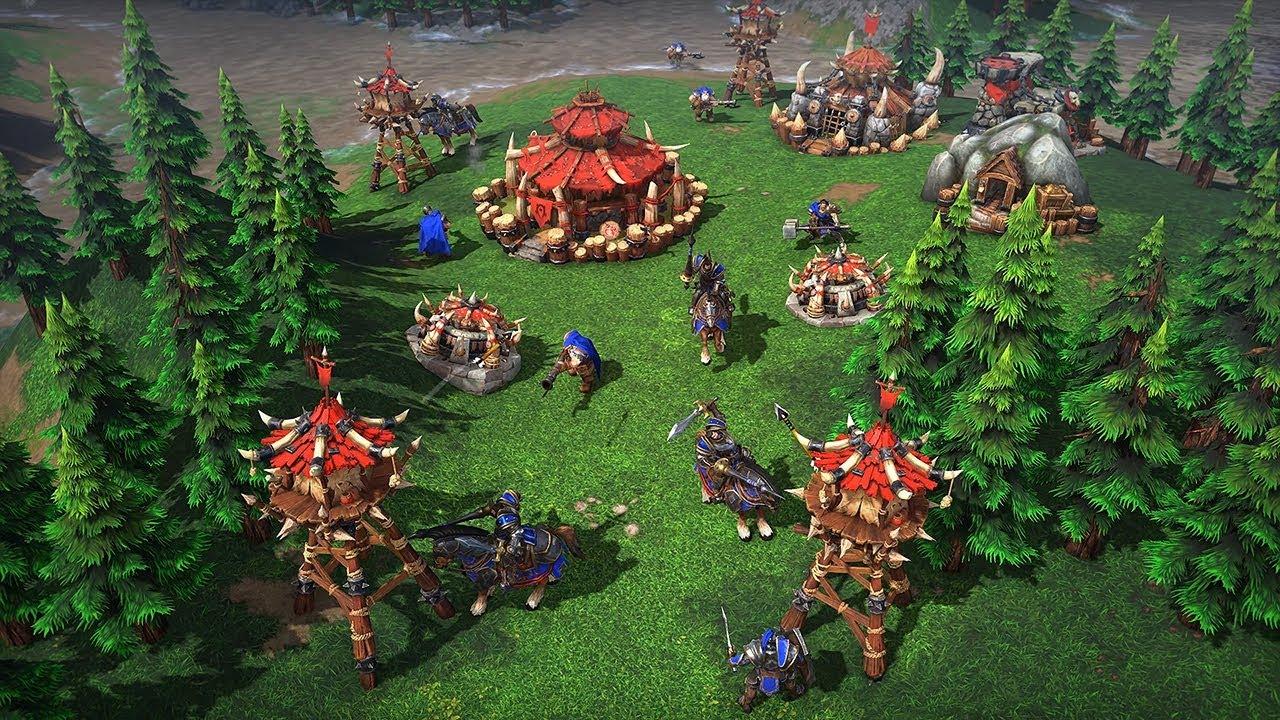 Resultado de imagen para WarCraft III