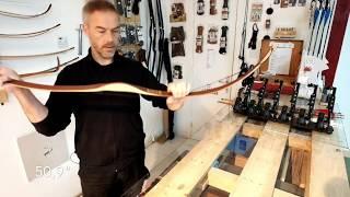 Archery Review: Assyrian Bow by Jackal Archery