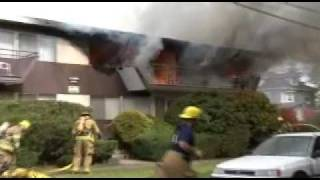 Tacoma Washington North Side Apartment Fire