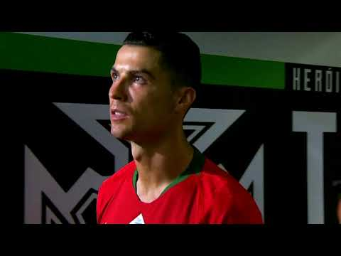Ronaldo vs Luxembourg 5:0