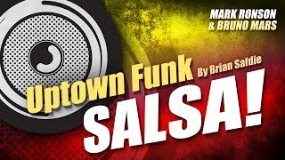 """Uptown Funk"" (Salsa Version By Brian Safdie)"