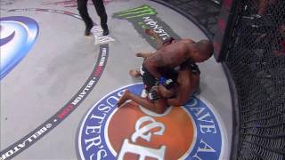 Bellator MMA Moment: Rampage Jackson Knocks Out Christian M'Pumbu - Bellator 110