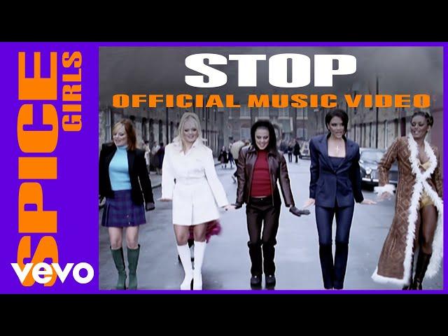 Spice Girls - Stop