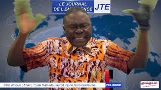 JTE : Affaire Touré Mamadou aurait injurié Soro: Gbi demande de mettre balle à terre
