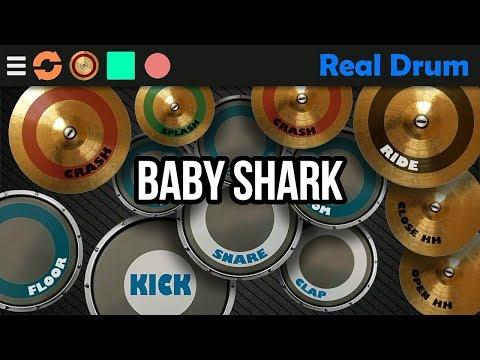 Real Drum - Baby shark