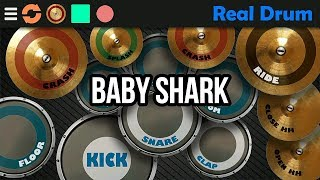 Real Drum - Baby shark