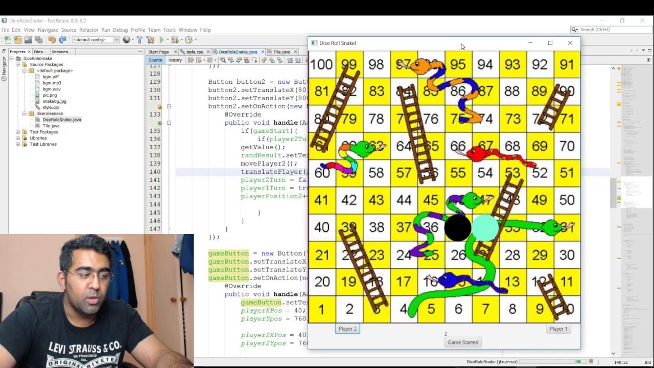 Java game tutorial live stream snake and leader youtube java game tutorial live stream snake and leader baditri Gallery