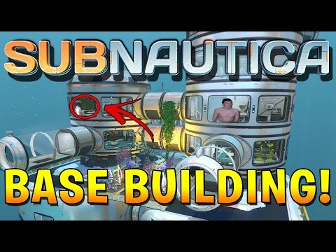 BUILDING AN EPIC UNDERWATER KINGDOM? (Subnautica Full Release Gameplay)