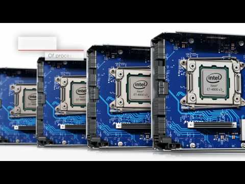 Lenovo System x3850 X6 Product Video