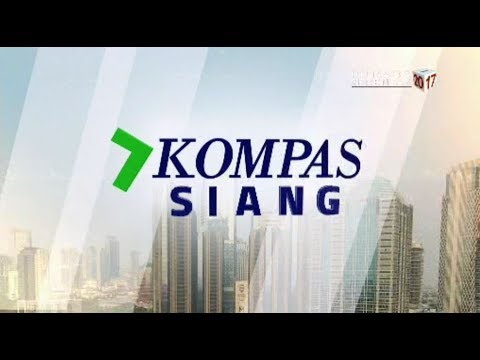 Kompas Siang - 3 September 2017