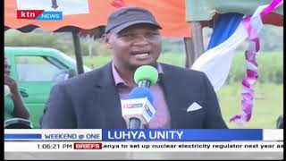Luhya leaders continue to unite the community