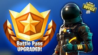 UPGRADED!! Fortnite Weekly Battle Pass Challenges - Fortnite Battle Royale Gameplay #9