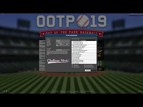 Out of the Park Baseball 19 |
