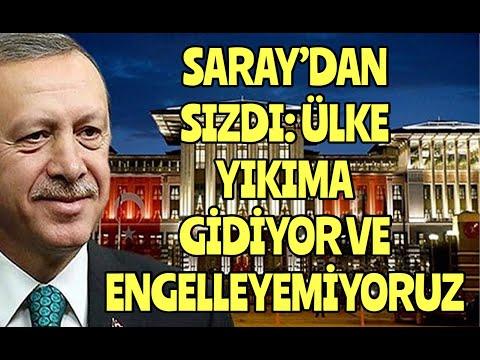 """""""ÜLKE YIKIMA GİDİYOR VE ENGELLEYEMİYORUZ.."""""""