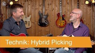 Gambar cover Hybrid Picking Blues Gitarre - SUPERGAIN TV 32