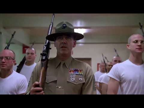 Full Metal Jacket   Marching Songs HD