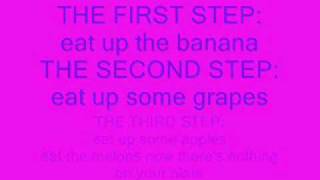 The Wiggles Fruit Salad Lyrics.wmv