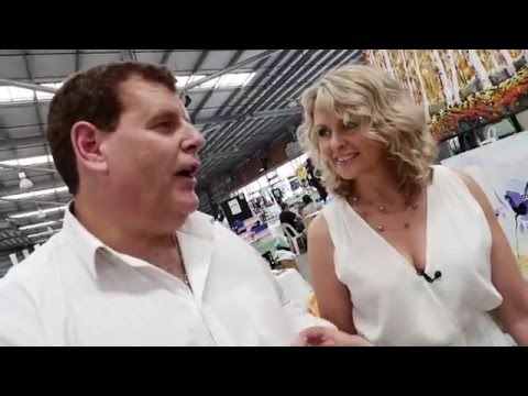 Bartercard  Melbourne Trade Show 2015 Walking and Talking 3