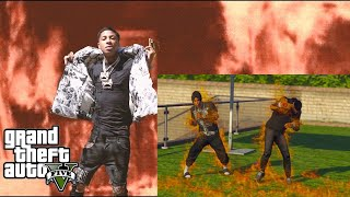 YoungBoy Never Broke Again - ln Control (GTA 5 Music Video)