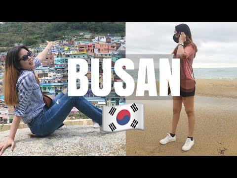 BUSAN VLOG | First Time Going Busan, South Korea🇰🇷 (GLOCAL Korea)