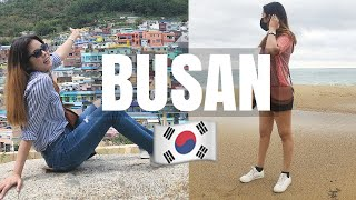 BUSAN VLOG | First time going …