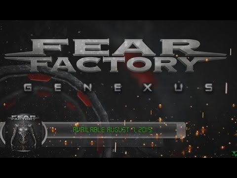 FEAR FACTORY - Genexus (OFFICIAL ALBUM TEASER)