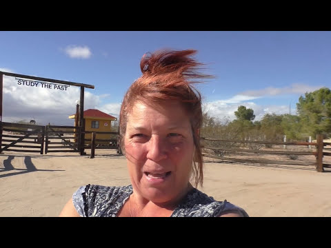 RV Living: I Visit a Ghost Town and Boondock in Mojave Desert