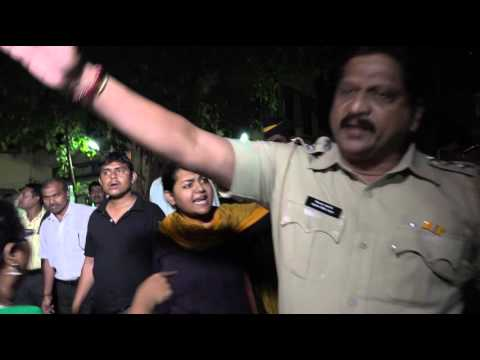 Matunga Police attack  mp4