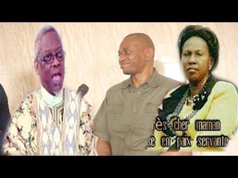 Past Sony a devoiler makambo ya somo sur liwa ya papa Olangi pe maman Amvico;des révélation triste..