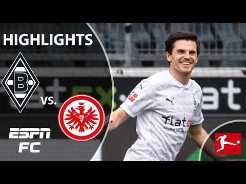 Champions League-chasing Frankfurt THRASHED by Gladbach | ESPN FC Bundesliga Highlights