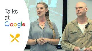 "Caley Shoemaker & Chris Fogliatti: ""From Fog to Bottle: Hangar 1 Vodka"" | Talks at Google"