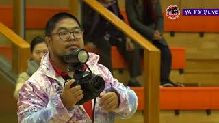 Publication Date: 2020-10-14 | Video Title: 2018排球精英賽季軍賽圓玄二中VS培英