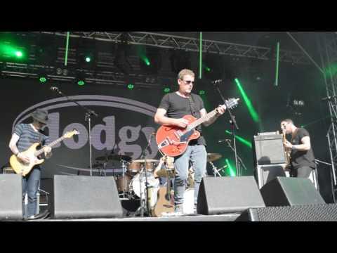 Dodgy, Grassman, Irlam Live 2017