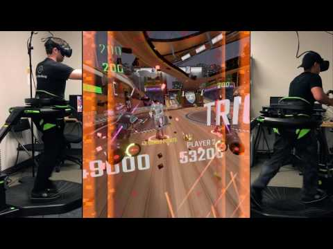 Virtuix Omni - Omni Arena (HTC Vive only)