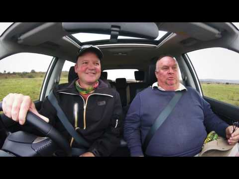 #UBM5: Road trip Karaoke with The Outlaws in the Grand Vitara