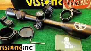 กล้องติดปืน Vision King VIS 3-9x40 TACTICAL
