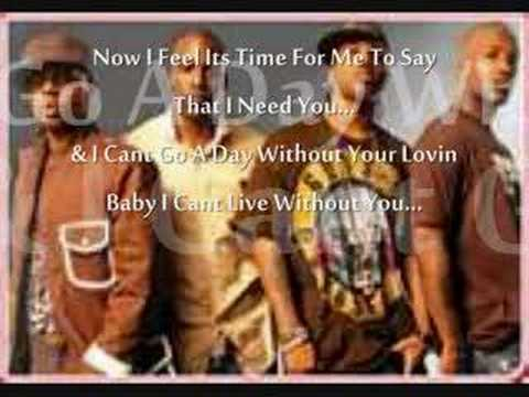 Jagged Edge-He Cant Love You