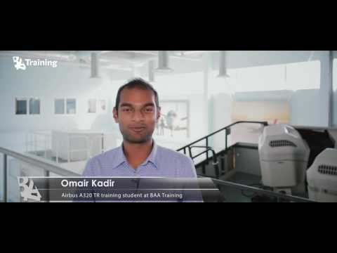 Interview with Airbus A320 Type Rating Students From India - BAA Training