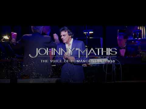 Johnny Mathis - Voice of Romance Tour at the Lied Center, Lincoln, NE 2018