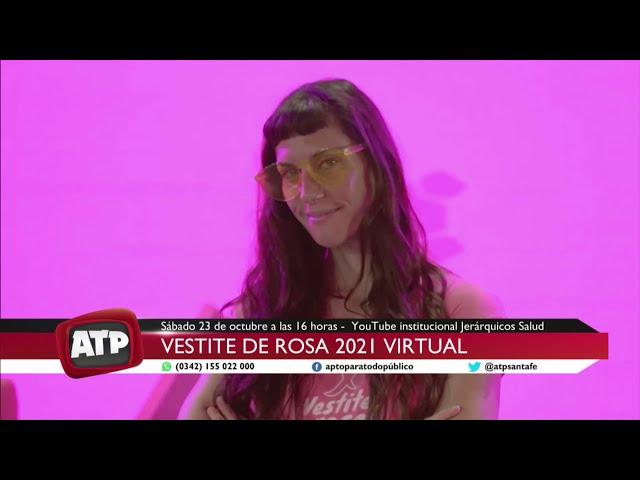 Carina Nicola -  Subgerente de Recursos Humanos de Mutual Jerárquicos Salud - ATP 22 10 21