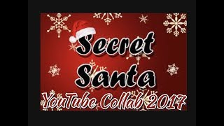 Secret Santa Youtube Collaboration