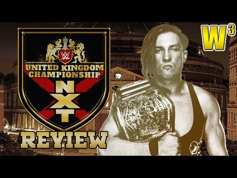 WWE United Kingdom Championship Tournament 2018 Review | Wrestling With Wregret