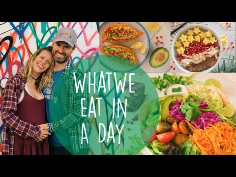 What I Eat In A Day WSLF vs HCLF